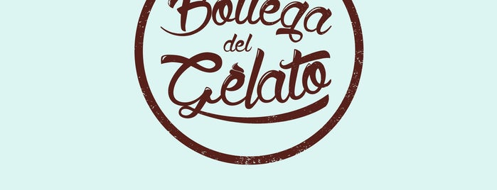 La Bottega del Gelato is one of Eri's 2018.