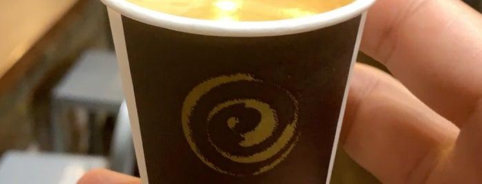 Pasión Del Cielo Coffee is one of Lugares favoritos de Neal.
