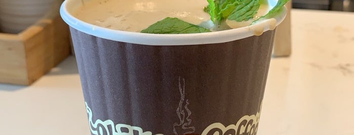 Philz Coffee is one of สถานที่ที่ Nayef ถูกใจ.