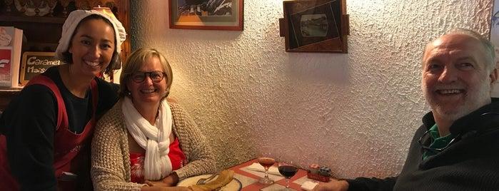 Tante Germaine is one of Food food food.