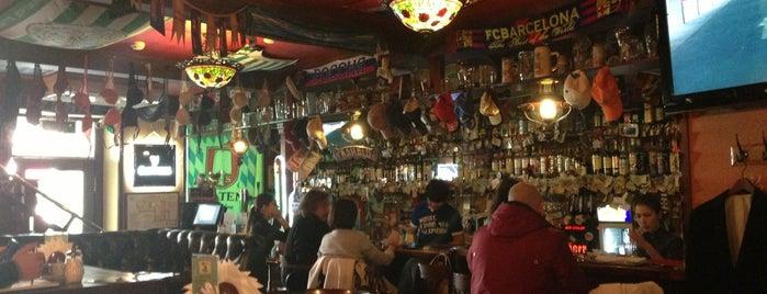 Irish Pub Dublin is one of Cafe.
