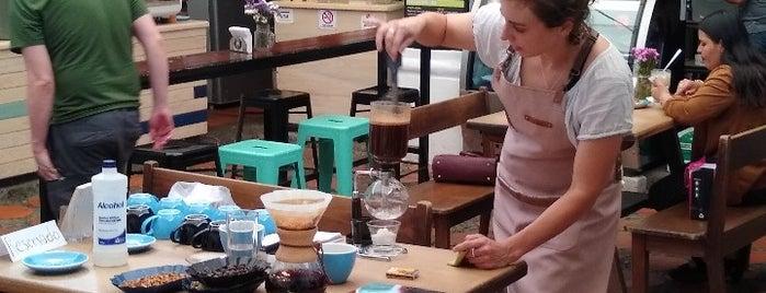 Cafébre is one of Oaxaca.