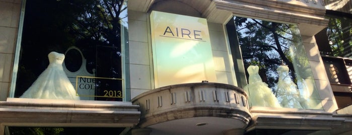 Aire Barcelona is one of Mis favoritos.