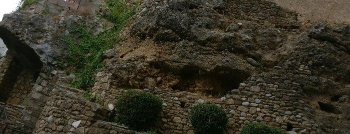 Muralla del Castillo-Alcazaba is one of Marbella.