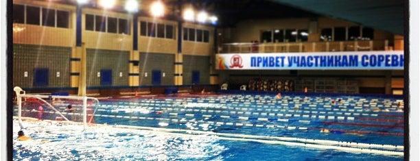 Бассейн «Радужный» is one of Переделкино.