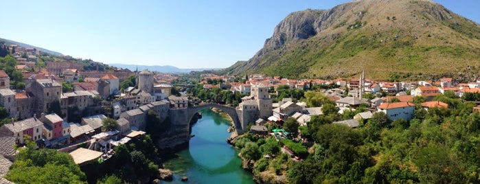 Mostar is one of Mostar - List -.