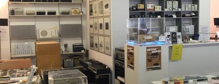 Braun Design Sammlung is one of Berlin.
