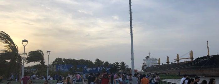 Gran Malecón del Río is one of Lugares favoritos de Vivi.
