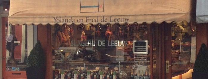 Yolanda en Fred de Leeuw is one of A'dam.