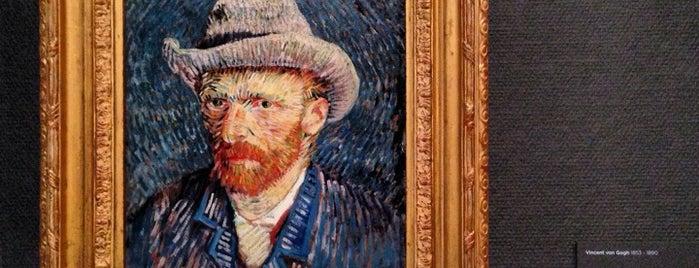 Museu Van Gogh is one of Amsterdam.