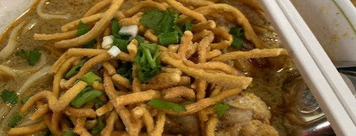 Suthasinee 1 is one of เชียงใหม่_5_noodle.