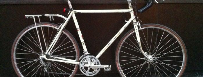 Gotham Bikes is one of Velocipede (NY).