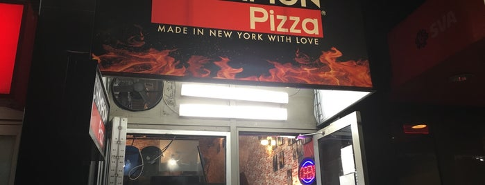 Champion Pizza - Ludlow is one of NY.