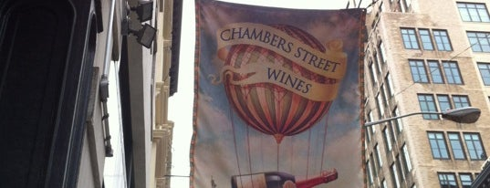 Chambers Street Wines is one of Bars & Wine.