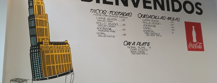 Los Tacos No. 1 is one of Whitさんの保存済みスポット.