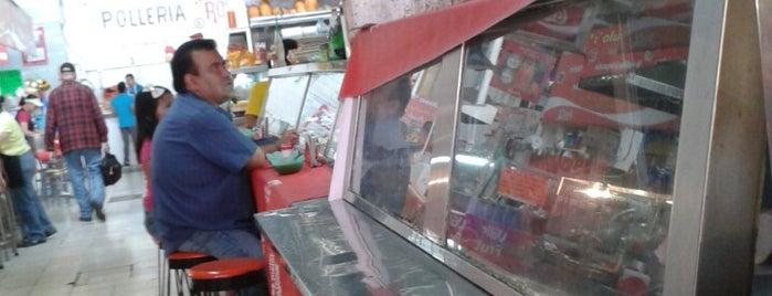 Mercado Rio Lerma is one of Posti che sono piaciuti a Sara.