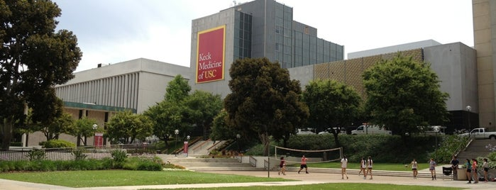 USC Health Sciences Campus is one of My home LA.
