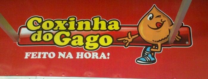 Coxinha do Gago is one of Locais curtidos por Mailson.