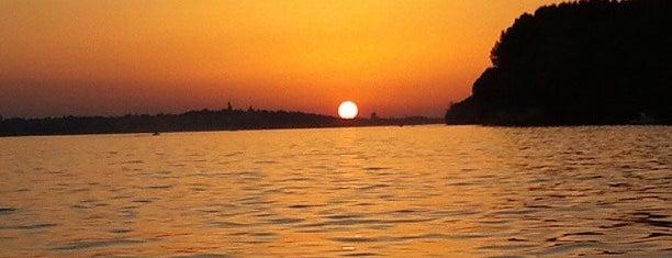Дунав | Dunav is one of Locais salvos de Beril.
