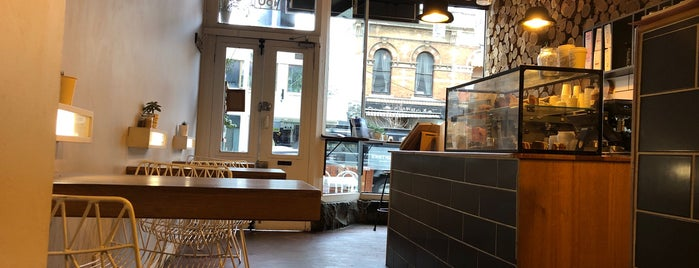 Newtown Specialty Coffee is one of carlton-fitzroy.
