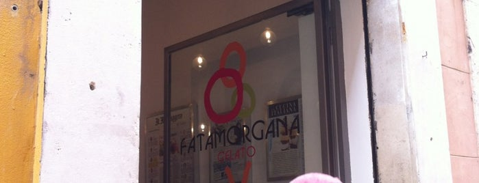 Fatamorgana is one of Gelaterie Roma.