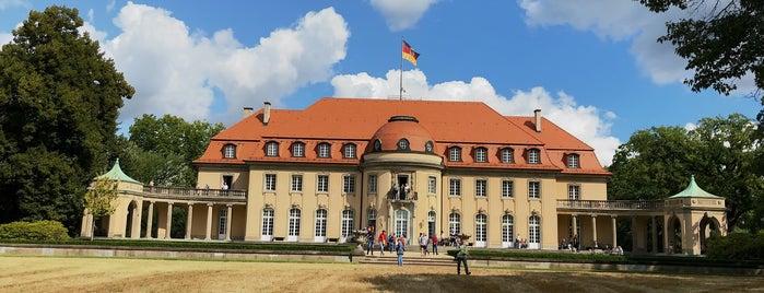 Villa Borsig Reiherwerder is one of Berlin Best: Sights.