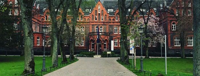 Hotel MutterHaus is one of Best of Kaiserswerth, Düsseldorf.