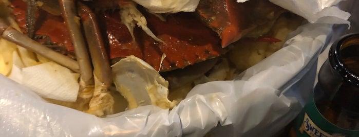 The Juicy Crab is one of Atlanta.