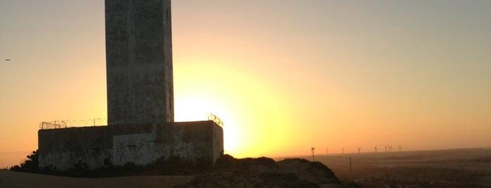 Farol de Morro Branco is one of Diversos.