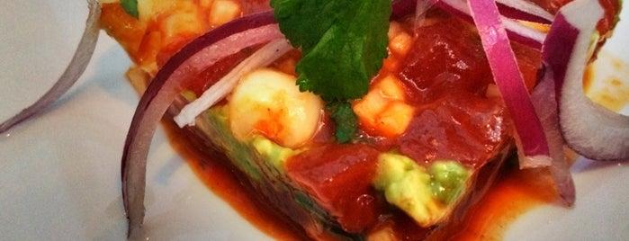 La Costanera is one of 2015 SF Bay Area Michelin Bib Gourmand.