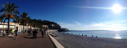 Promenade des Anglais is one of Bienvenue en France !.