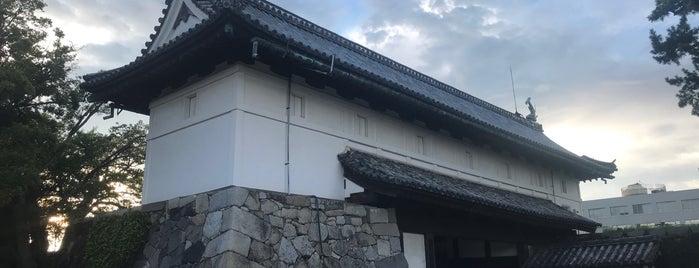 佐賀城 鯱の門及び続櫓 is one of 西郷どんゆかりのスポット.