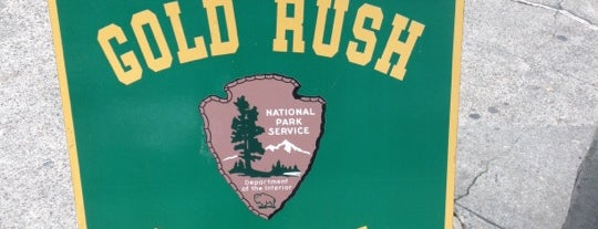 Klondike Gold Rush National Historical Park is one of Seattle.
