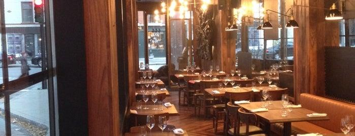Restaurant Racines is one of Souper.