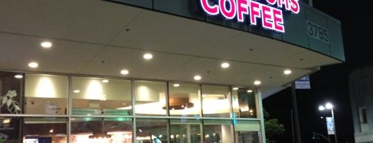 Tom N Toms Coffee is one of Delene 님이 저장한 장소.