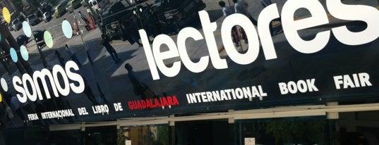 Feria Internacional del Libro is one of Gdl.