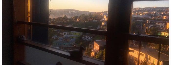 Hotel Cirilo Armstrong Valparaiso is one of Jorge 님이 좋아한 장소.