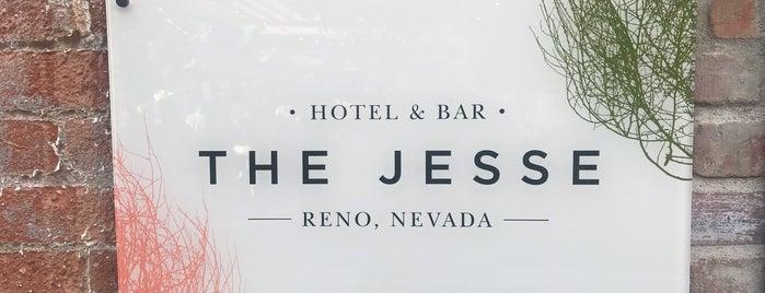 The Jesse is one of Lieux qui ont plu à Pierre.