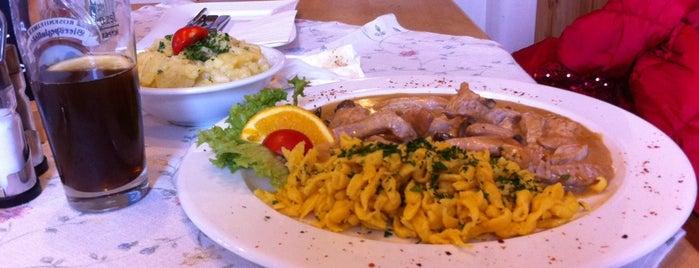 Kirchen-Wirt is one of Essen gehen.