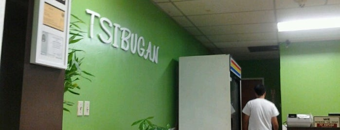 Tsibugan is one of spot.