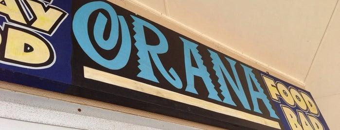Orana Takeaway is one of Wishlist.
