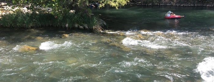 Guadalupe River is one of Austin.