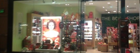 The Body Shop is one of Seattle.