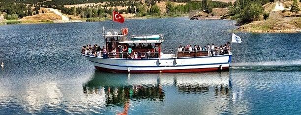 Şehr-i Derya Parkı is one of Eskişehir.
