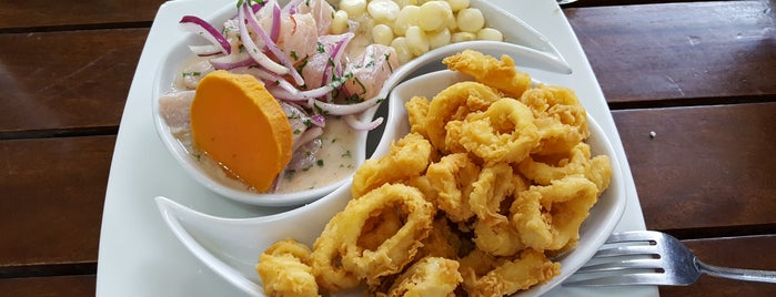 El Cevichón is one of Paolaさんのお気に入りスポット.