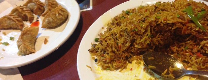 Himalayan Aroma Nepali Cuisine is one of DFW -More Great Food.