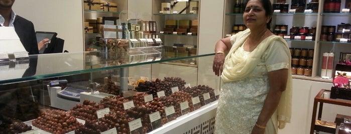 Café Bateel is one of Dubai's very best Places = P.Favs.