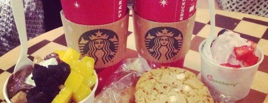 Starbucks is one of 5 Просто удивительно!!! Вы знаете, что....