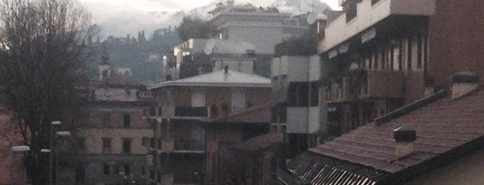 San Giorgio Hotel Bergamo is one of Lugares favoritos de Anthony.