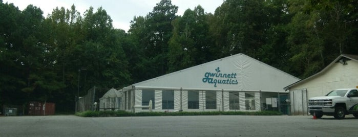 Gwinnett Aquatics is one of Places To Visit —  Atlanta.